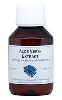 Aloe Vera-Extrakt 100 ml - Vorratsflasche