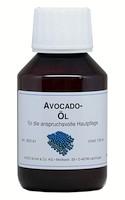 Avocado-Öl 100 ml - Vorratsflasche