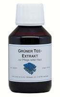 Grüner Tee-Extrakt 100 ml - Vorratsflasche