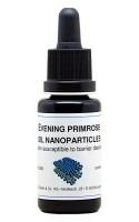 Evening primrose oil nanoparticles