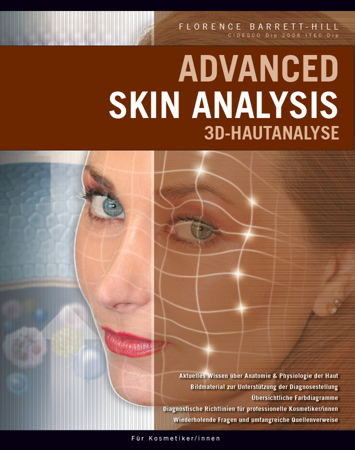 Florence Barrett-Hill: Advanced Skin Analysis - 3D-Hautanalyse