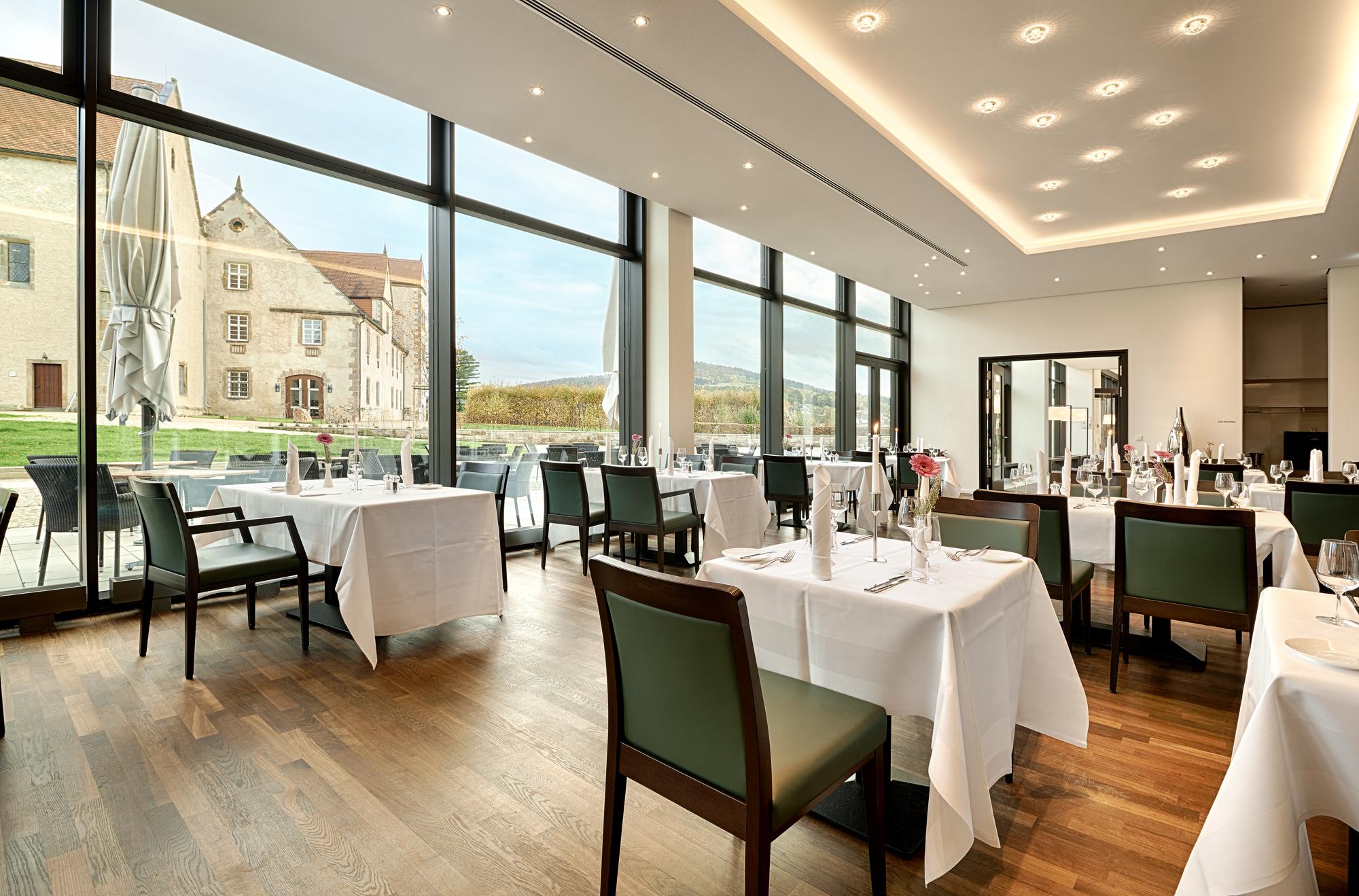 Hotel Kloster Haydau in Morschen