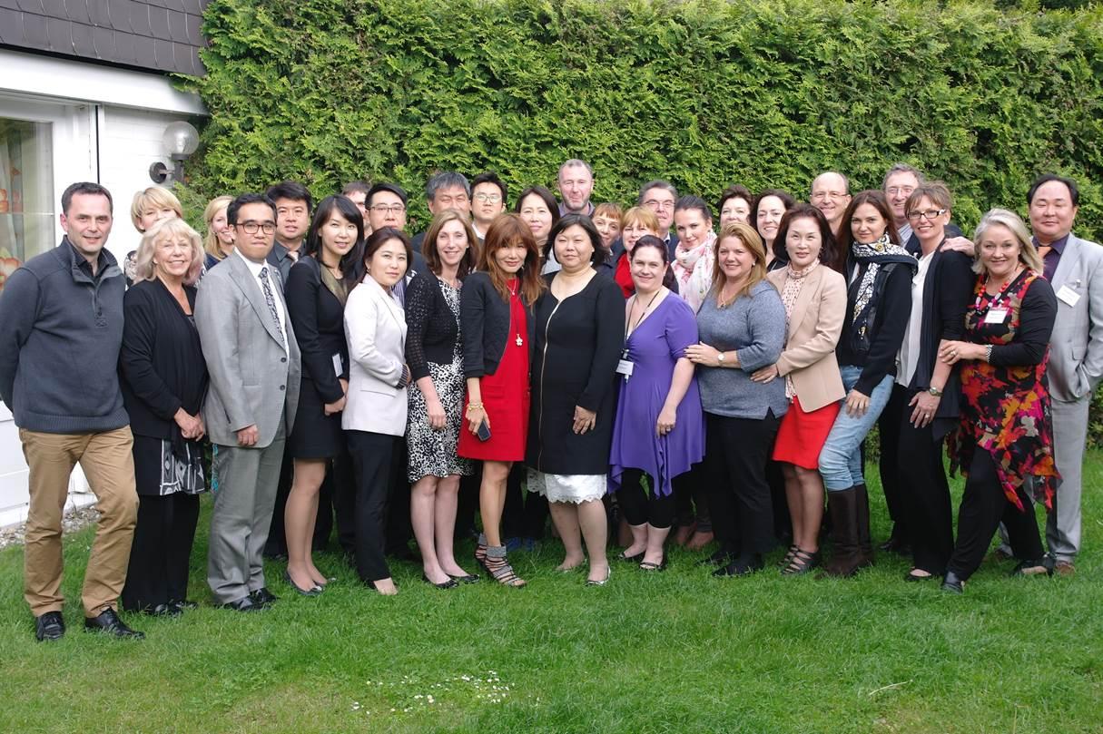 Internationale Partner, 2nd International Symposium on Corneotherapy 2013